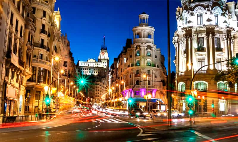 Испания на втором месте по посещаемости туристов