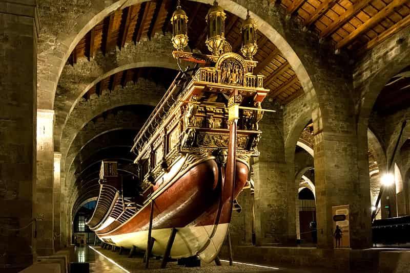 Морской музей (Museu Marítim)