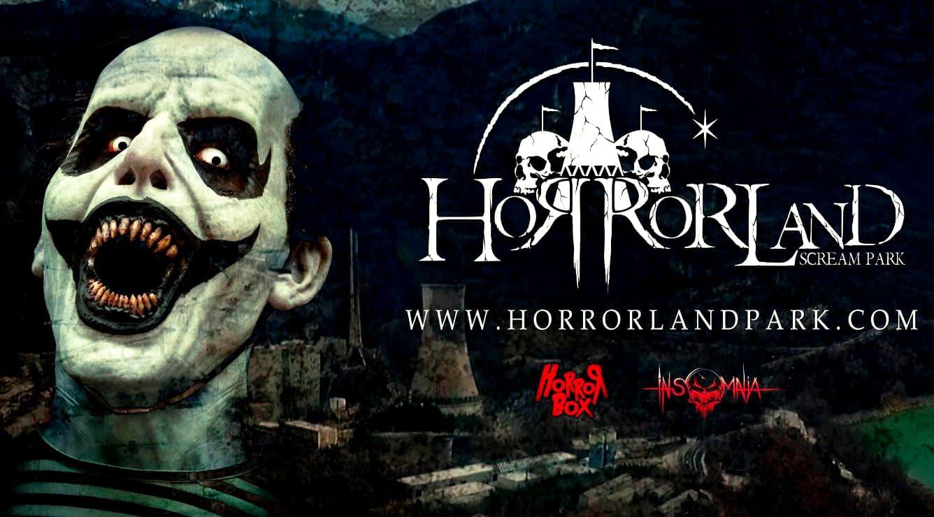 Парк Horrorland: «Кошмары станут реальностью»
