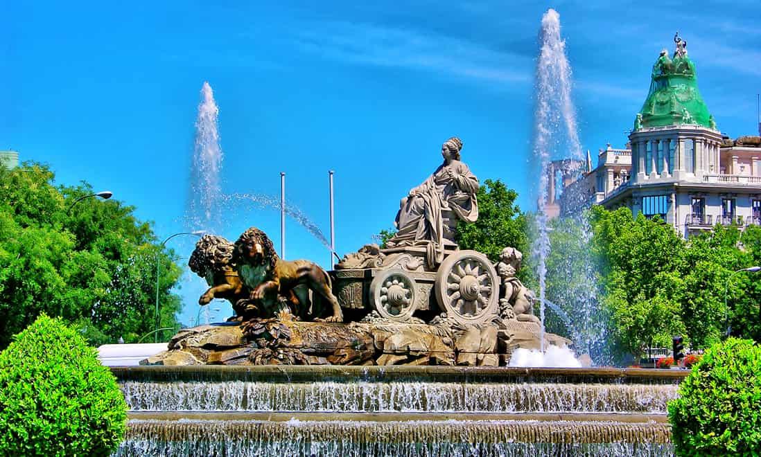 Путешествие в Мадрид