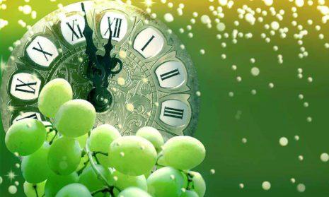 Почему испанцы едят 12 виноградин на Новый год?