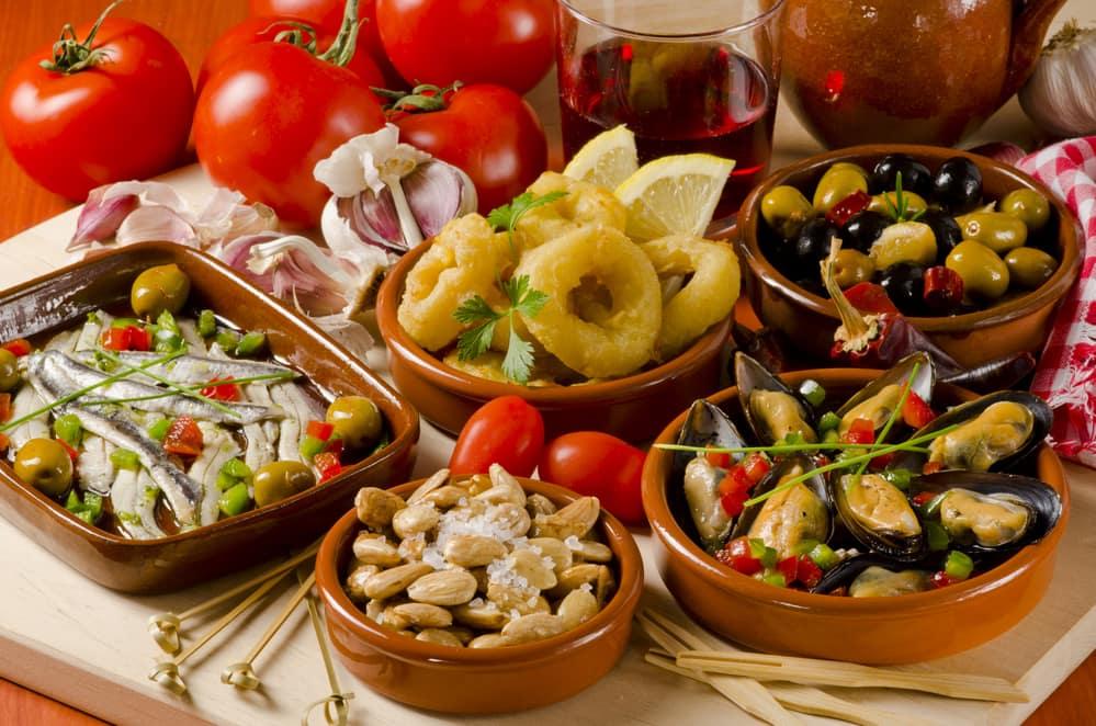 Испанцы много едят, пьют, и остаются самой здоровой нацией в мире