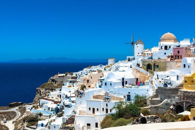 Греческие визы: новые правила