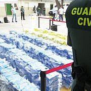 В порту Валенсии задержали четыре тонны кокаина