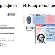 NIE — Numero de Identificacion de Extranjero