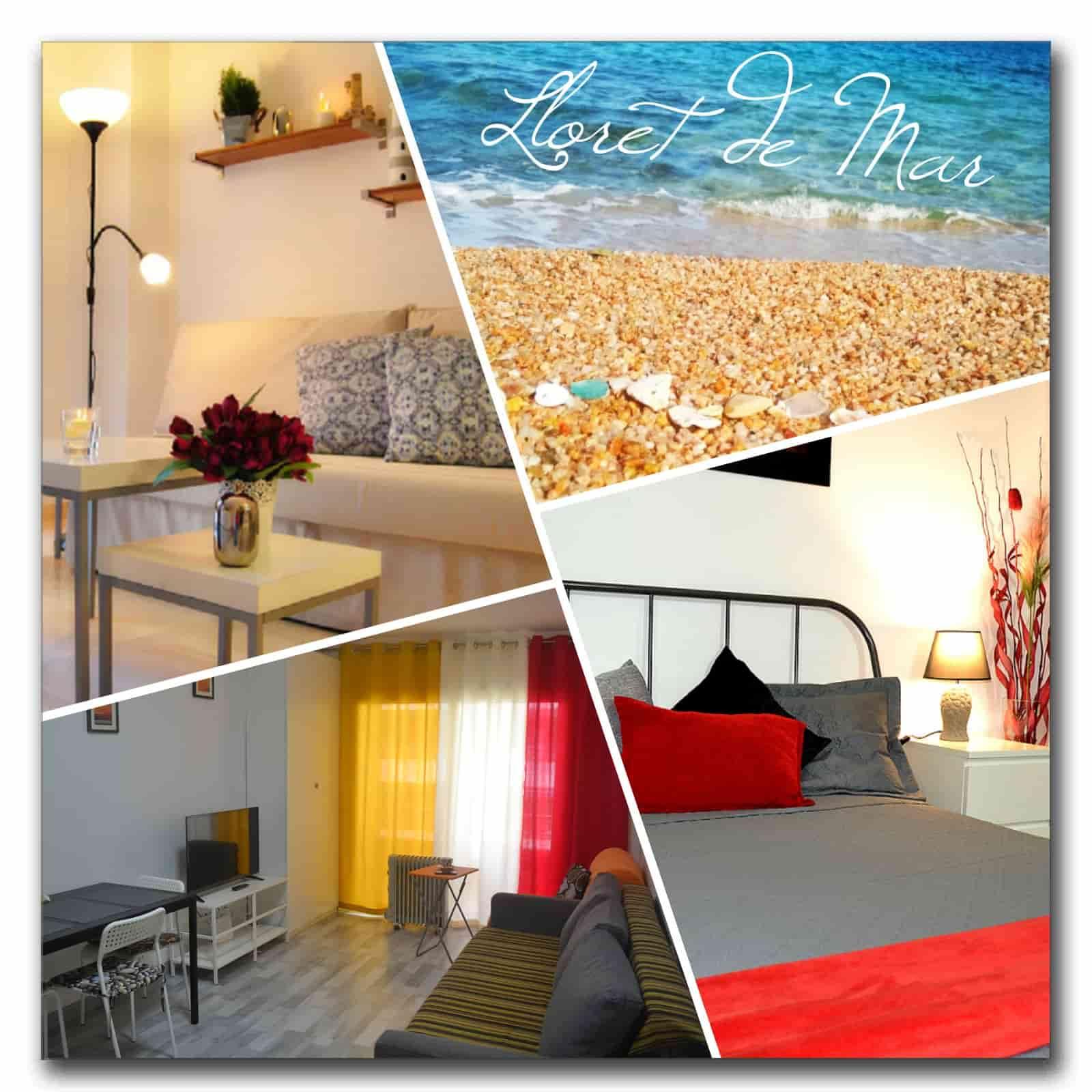 Аренда апартаментов в Испании. Онлайн бронирование. Каталония, Коста-Брава, Льорет-де-Мар