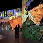 Мультимедийная выставка Van Gogh Alive