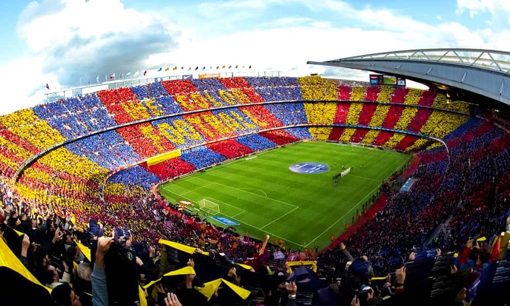 Камп Ноу (Camp Nou). Экскурсия @ Camp Nou