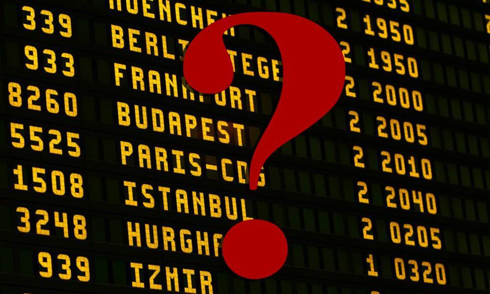 Август: какие шансы на отдых за границей?