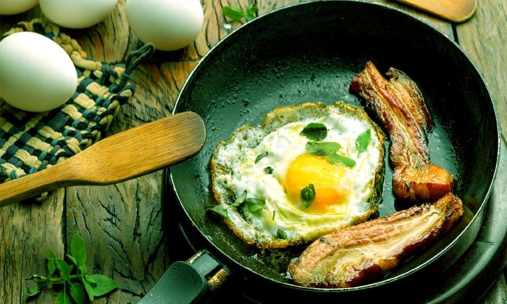 Испанский пищевой технолог: про опасность яиц