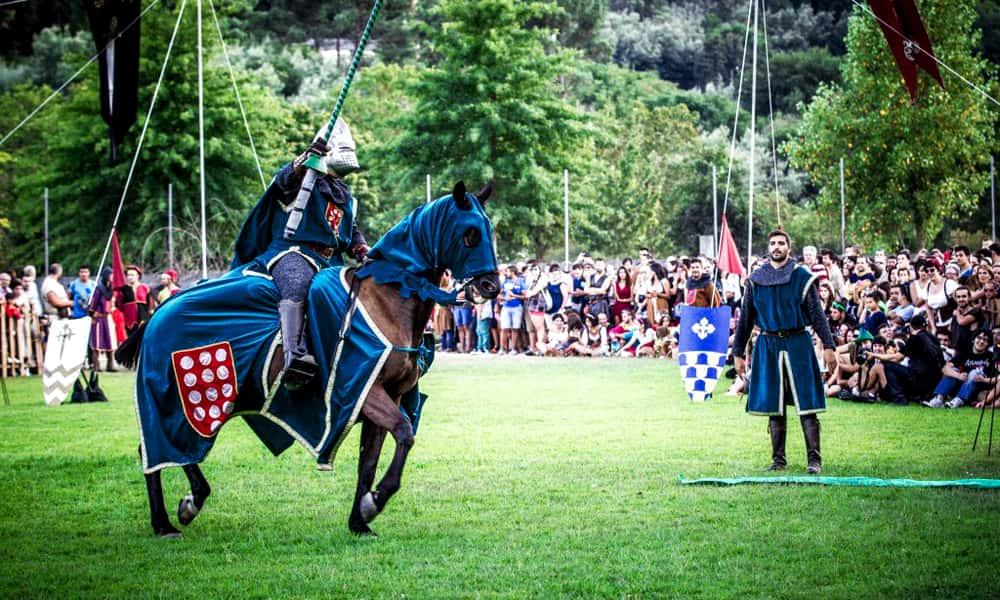 Фестиваль Истории Allspain.info