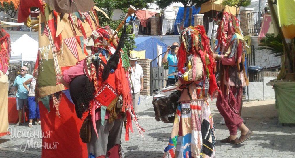 Культурно-исторический фестиваль в Малаге