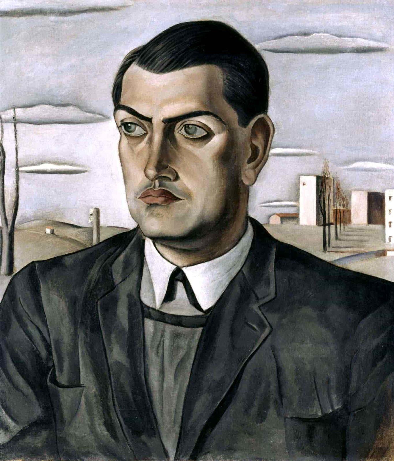 Портрет Луиса Буньюэля