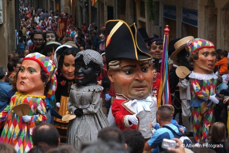 Яркий фестиваль в честь покровителя Таррагоны