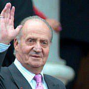 Экс-король Испании в ОАЭ