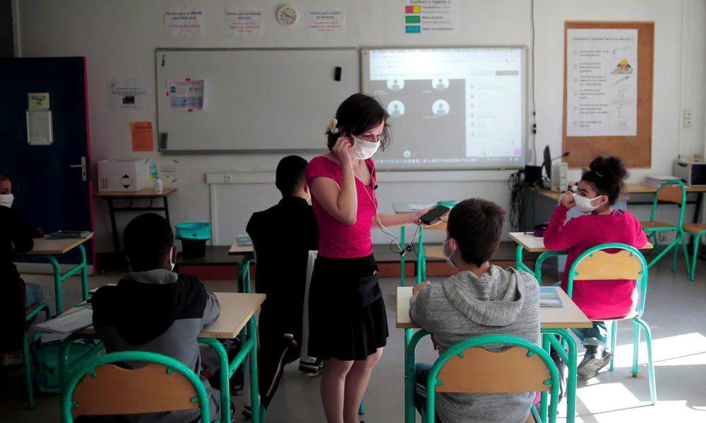 Испания готовится к учебному году allspain.info