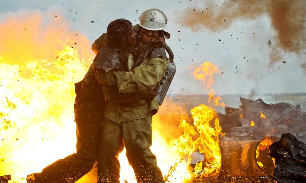 Фильм «Чернобыль» Данилы Козловского в Испании