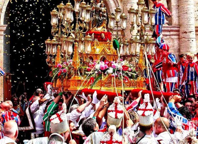Фестиваль в честь Богоматери Здоровья