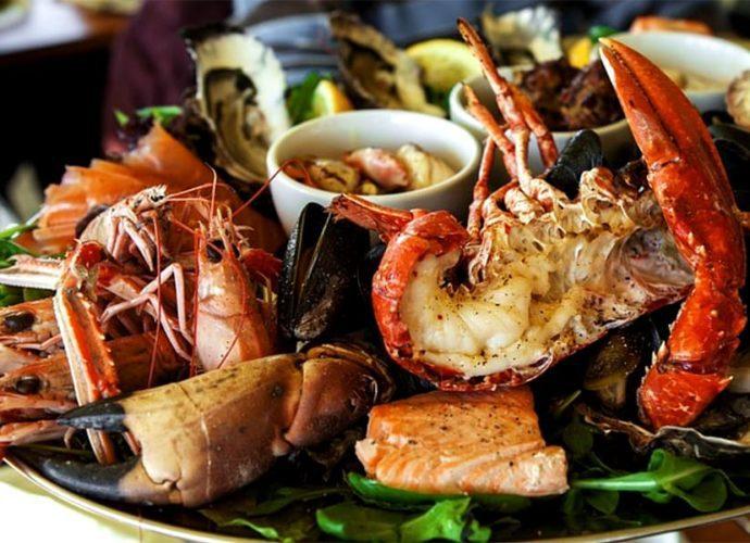 Галисия. Фестиваль морепродуктов