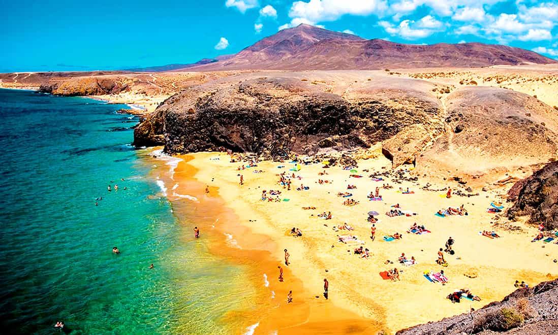 Остров Лансароте (Lanzarote)