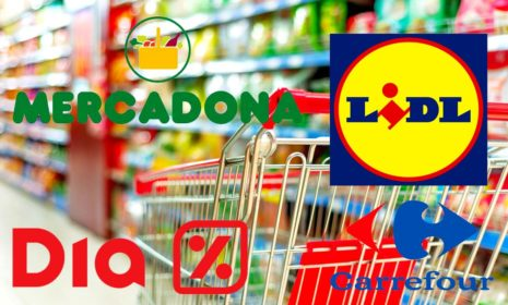 Mercadona, Lidl или Carrefour