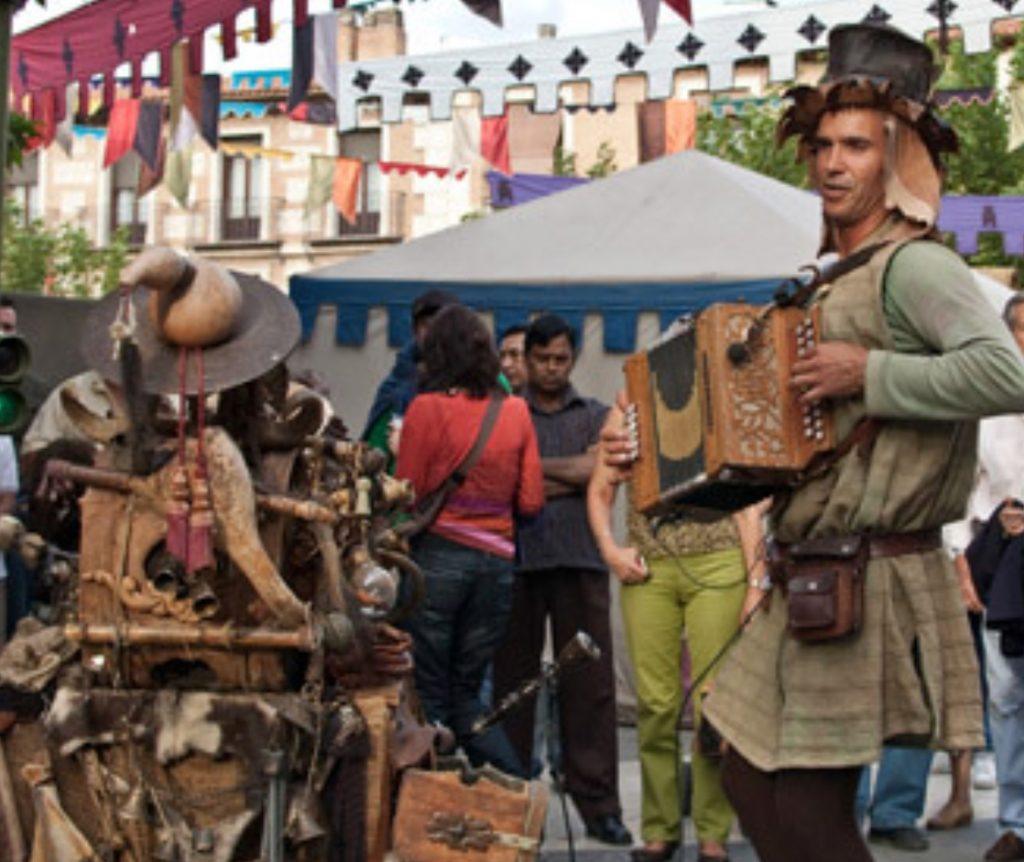Фестиваль «Неделя Сервантеса»