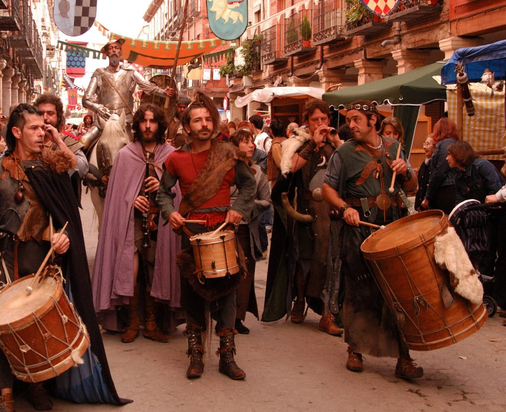 Фестиваль «Неделя Сервантеса» @ Alcalá de Henares