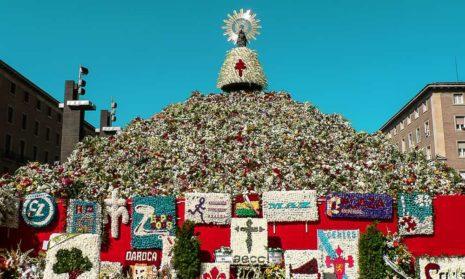 Сарагоса. Фестиваль Богородицы Пилар