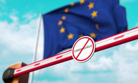 Европа: решение по открытию границ с Россией