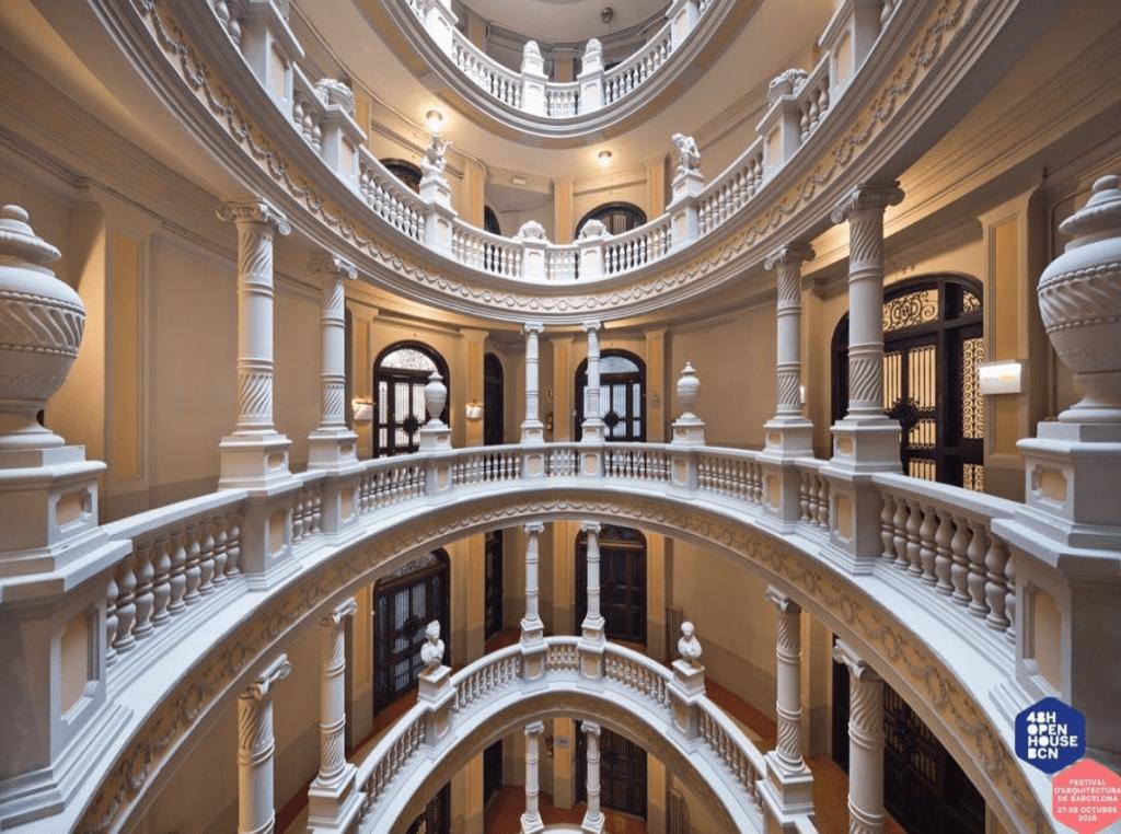 Фестиваль архитектуры в Барселоне