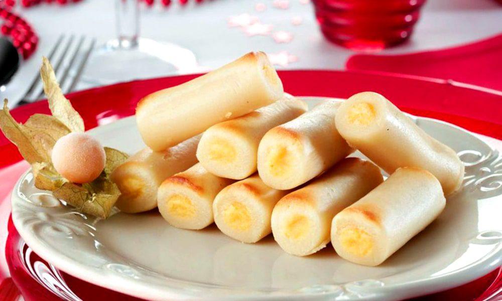 Десерт из марципана ко Дню Всех Святых