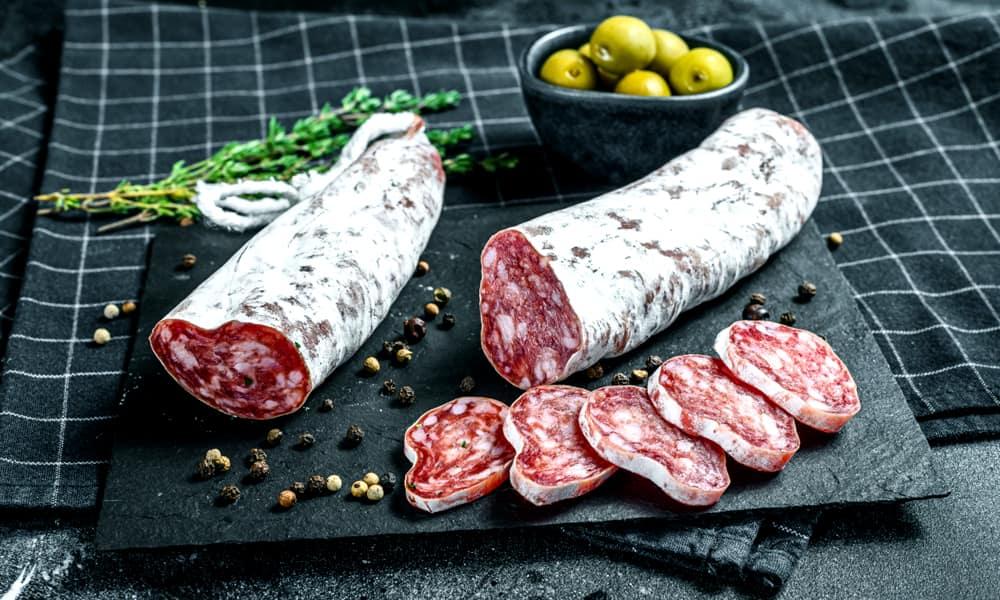 Каталонская колбаса. Будьте осторожны!