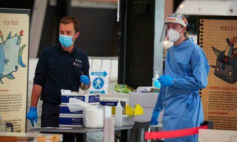 Каталония и Наварра усиливают коронавирусные ограничения