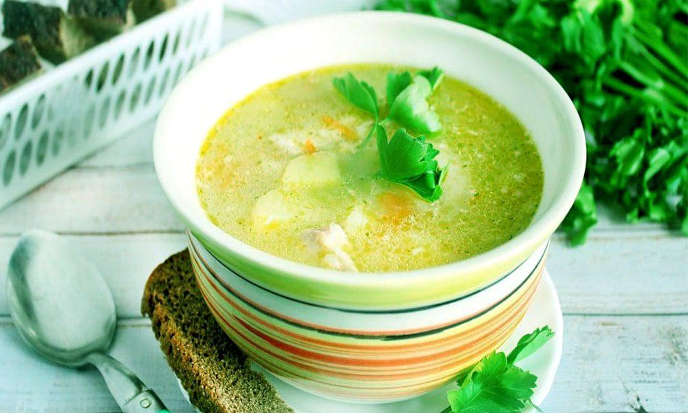 Испанский суп для похудения