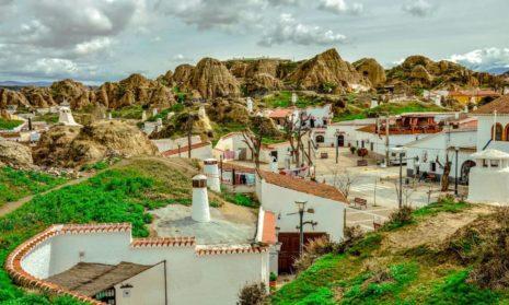 Гуадикс – европейская столица пещер