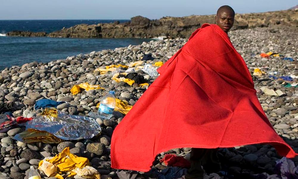 Испания строит многотысячный лагерь для мигрантов