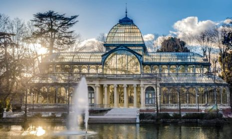 Хрустальный дворец Мадрида