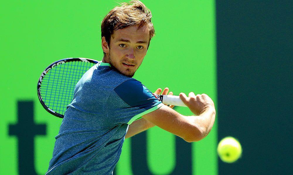 Сошлись звезды тенниса из России и Испании