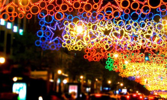 Рождество в Испании