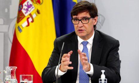 Испания договорилась о «региональной самоизоляции» на Рождество