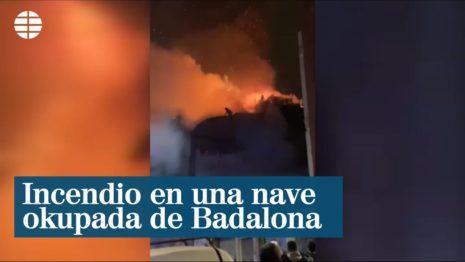 Трагедия в Бадалоне: загорелось здание, где жили более 100 мигрантов