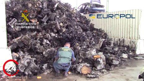 В Испании перекрыли канал нелегального вывоза опасных отходов