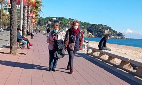 В Каталонии вступают в силу новые карантинные меры