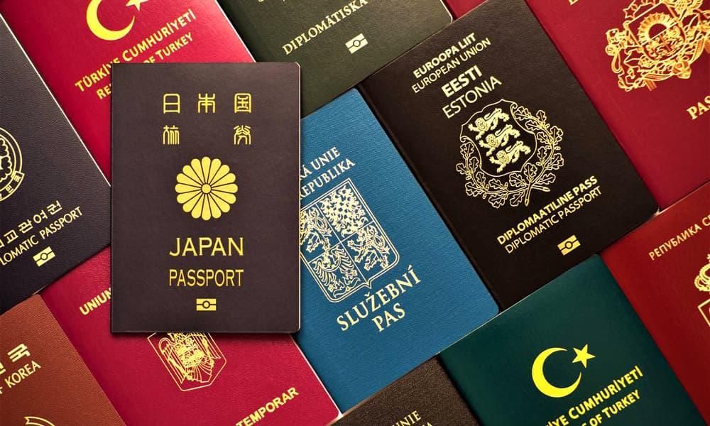 Самые влиятельные паспорта в 2021 году