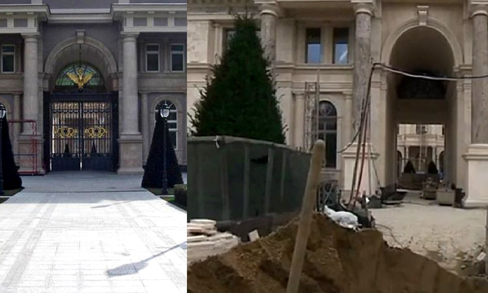 Грандиозный мегафейк про «дворец Путина»