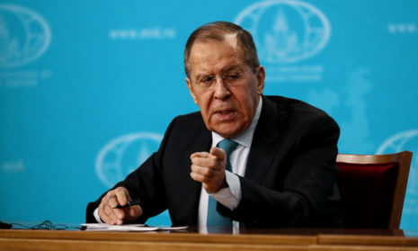 Возможный разрыв отношений России с Евросоюзом