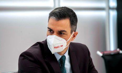 """Испания не отменит """"состояние тревоги"""" до 9 мая"""