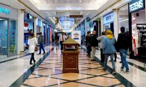 В Каталонии снова открываются торговые центры