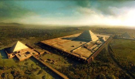 Египет строит самое большое колесо обозрения в Африке с видами на пирамиды