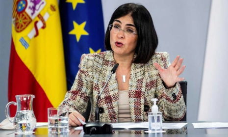 Испания увеличит количество вакцинаций этим летом в три раза и достигнет 70%